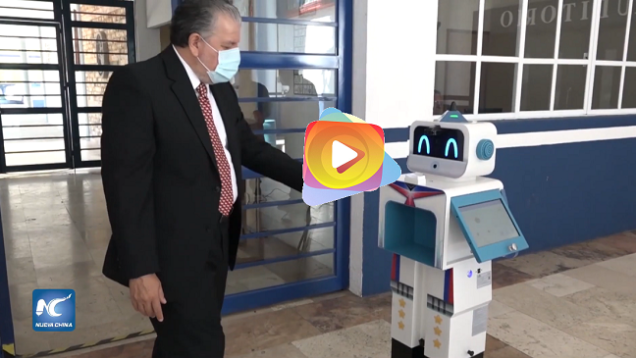 robot mexico