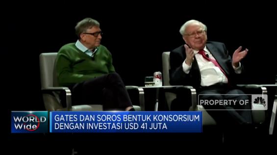 Bill Gates y George Soros adquieren el fabricante de pruebas Covid-19 llamado Mologic