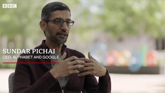 El jefe de Google, Sundar Pichai, advierte sobre las amenazas a la Internet libre y abierta