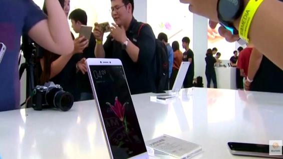 Xiaomi supera a Apple como el segundo fabricante de teléfonos inteligentes