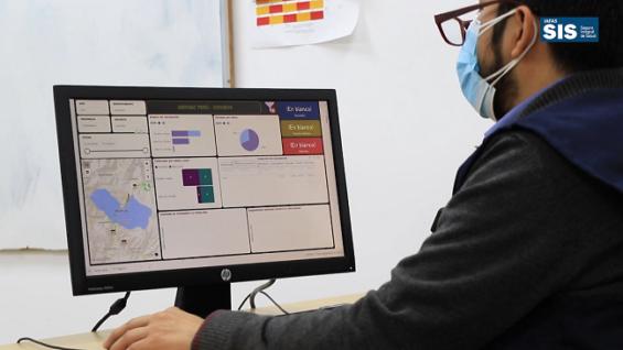 Proyecto GEOVAC (Identifica las zonas seguras sin COVID19) Perú, ganador del DATATON2021
