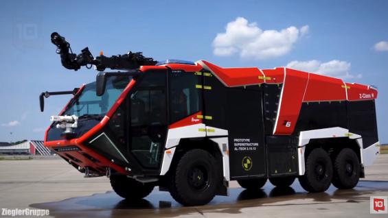 Camiones de Bomberos más Sorprendentes del Mundo