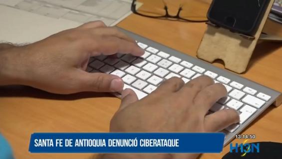 Colombia: Hackers secuestran plataforma de Secretaría de Hacienda de Santa Fe de Antioquia