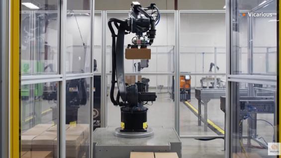 Rent-a-robot: una nueva respuesta a la escasez de mano de obra