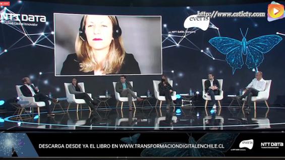 Lanzamiento del libro Transformación Digital en Chile – everis
