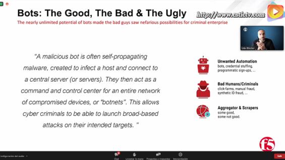 Protegiendo sus aplicaciones contra Bots con Inteligencia Artificial