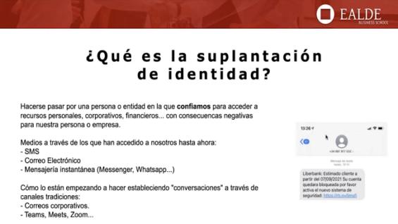 Consejos para prevenir ciberataques por suplantación de identidad