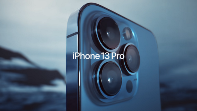 Presentación del iPhone 13 Pro