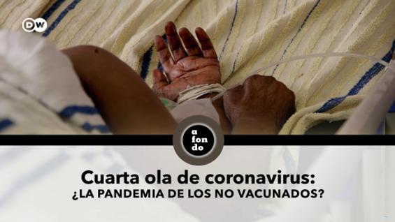 ¿La pandemia de los no vacunados?