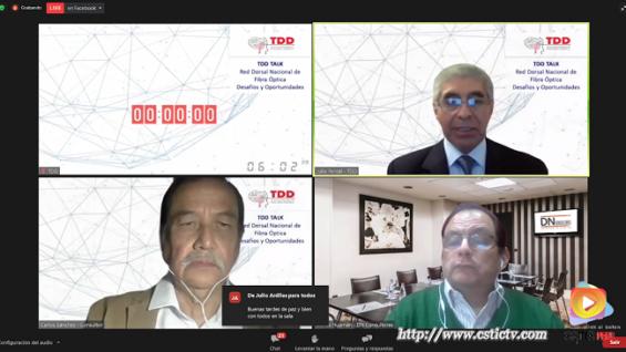 Peru: Red Dorsal Nacional de Fibra Óptica desafios y oportunidad