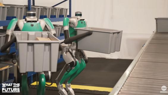 Este robot humanoide está 'disponible para su compra'