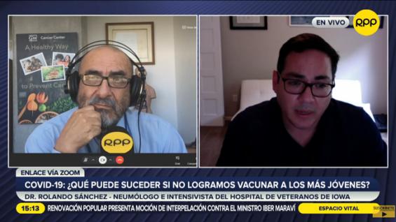 Perú: El pequeño porcentaje de vacunados han generado una tercera ola