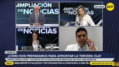 Perú: ¿Cómo nos preparamos para afrontar una tercera ola COVID-19?