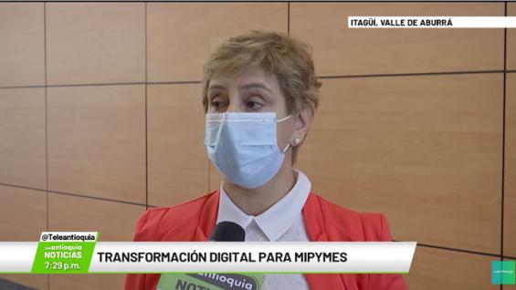 Colombia: Transformación digital para mipymes