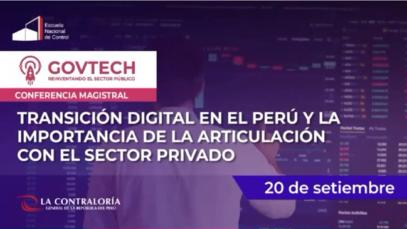 Transición digital en el Perú