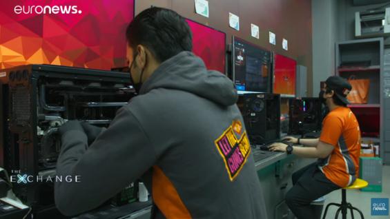 El mundo de los videojuegos experimenta un notable auge