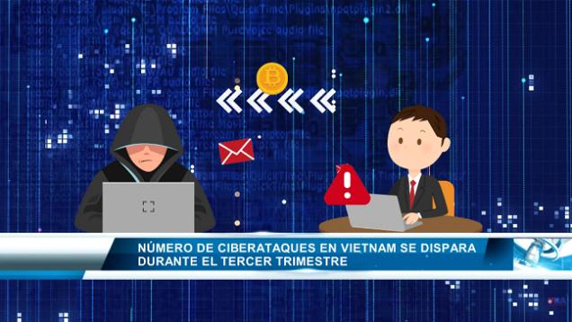Los ciberataques en Vietnam se dispara durante el tercer trimestre