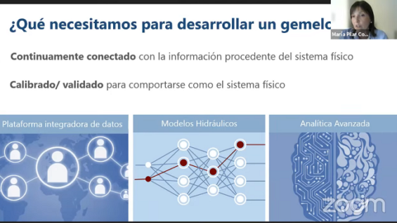 Inteligencia artificial y transformación digital para la Seguridad Hídrica